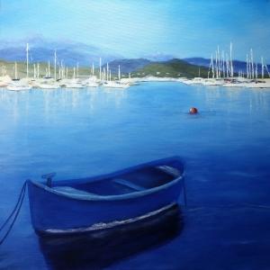 A Boat in Portovenere